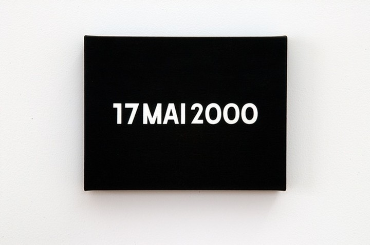 Jean-Luc Lacroix © On Kawara