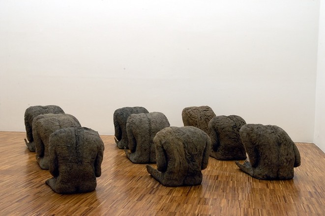 Jean-Luc Lacroix © Magdalena Abakanowicz